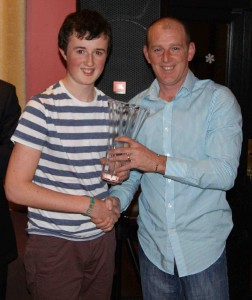 Juvenile Player of the Year 2012 - Padraig Murphy
