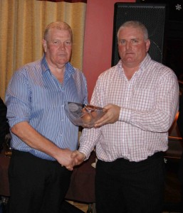 Fred Daly Singles Runner Up 2012 - Aidan McKeown
